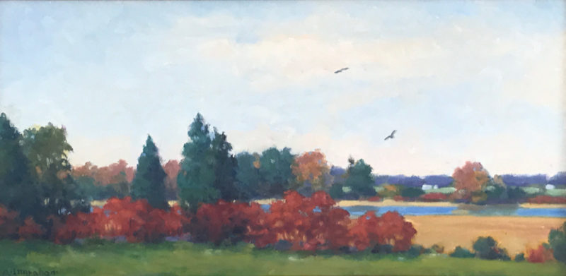Artwork October Colors by Alice Ingraham